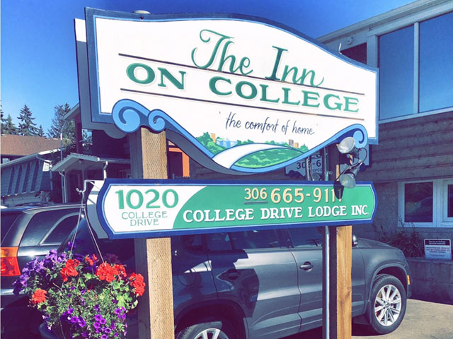 The Inn on College